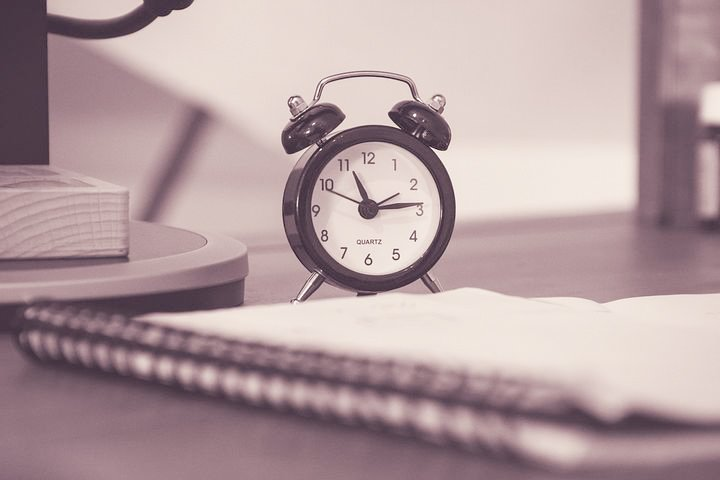 being time conscious helps eliminate unnecessary tasks in your schedule